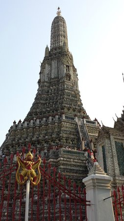 Templo del Amanecer (Wat Arun): Wat Arun - Temple of Dawn