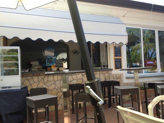 Park Imperial Hotel Terme : Poolbar