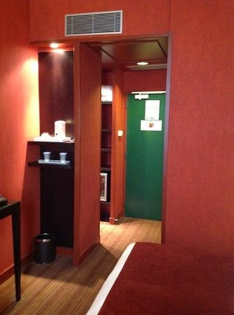 Mercure Bordeaux Chateau Chartrons Hotel : chambre