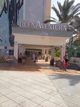 IFA Buenaventura Hotel : Entrance