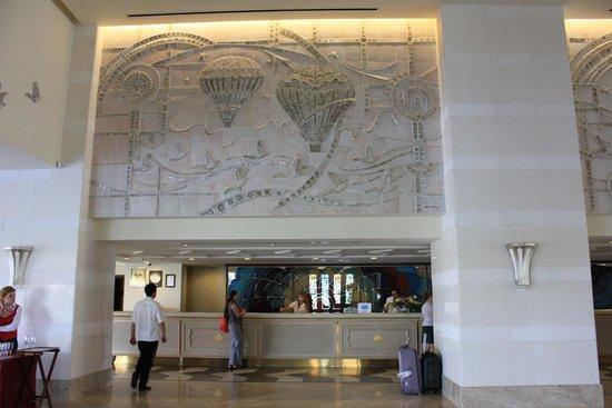Starlight Resort Hotel: Главный корпус
