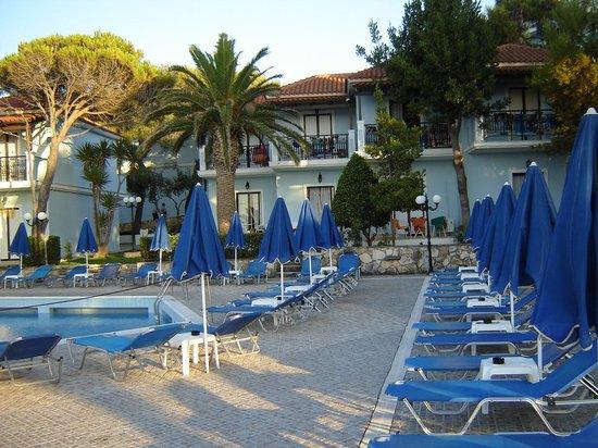 Sentido Alexandra Beach Resort: the bungallows