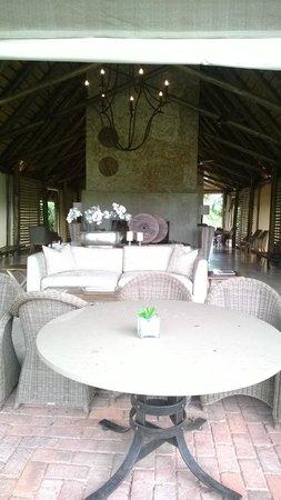 Kapama River Lodge: Lobby