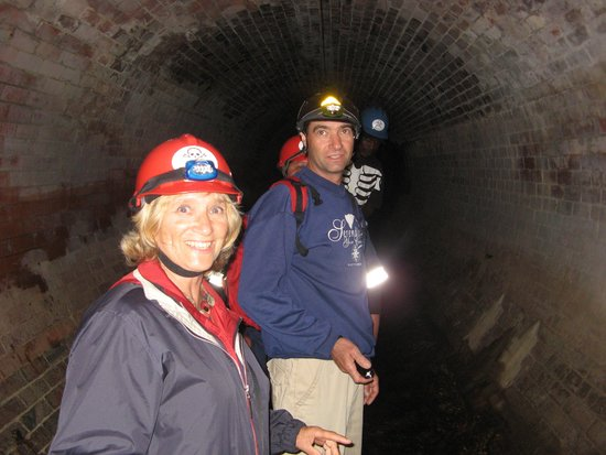 Good Hope Adventures Tunnel Tours: Below the City