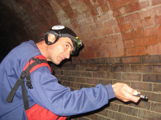 Good Hope Adventures Tunnel Tours: Tunnel explorer