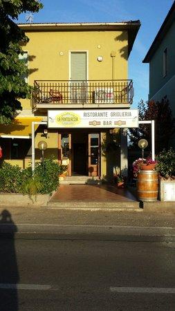 La Pentolaccia Restaurant