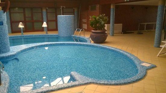 Hotel Monopoly: Piscina con acqua termale e centro benessere