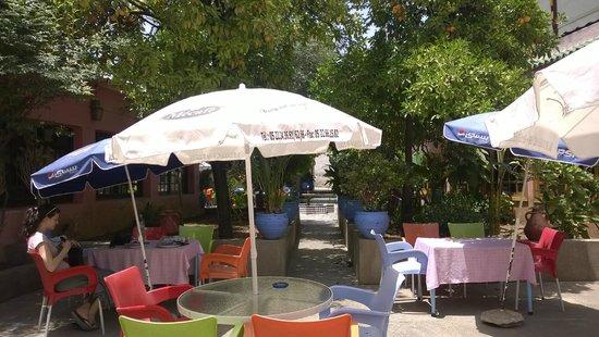 Cafe de la Noria: x