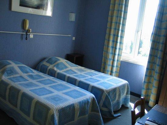 Arles, Hotel Constantin - room