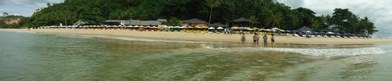 Sunshine Praia Hotel: arraial