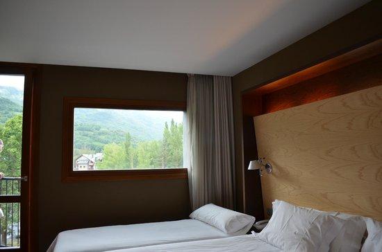 Hotel Aneto: Room