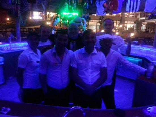 Orka Club Hotel & Villas : best bar staff anywhere. .
