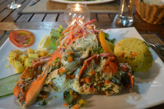La Rougaille Creole : delicious fish