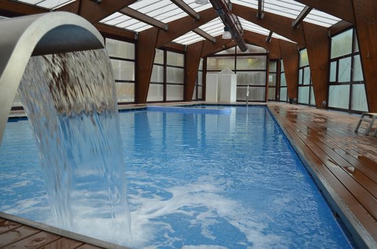 Hotel Aneto: Pool