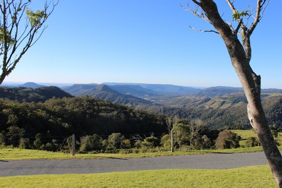 Southern Cross 4WD Tours: lookout