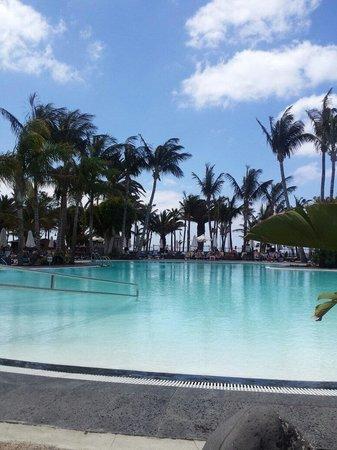 Hipotels La Geria: The pool