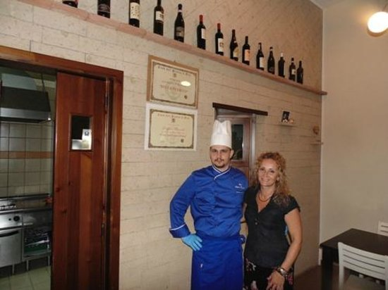 Bocca di Bacco: Lo chef Stefano Borrelli
