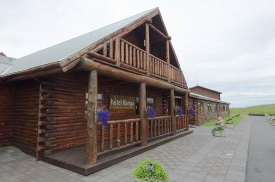 Hotel Ranga exterior view
