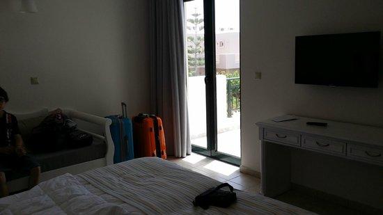 Ostria Resort & Spa : chambre standart