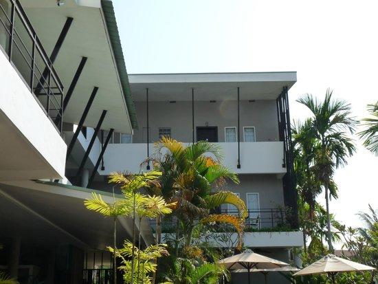 MEN's Resort & Spa - Gay Hotel: nous avions la suite au 2ème étage
