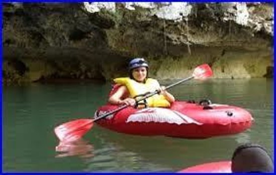 Belize Jungle Trek: Cave Rafting tour (new)