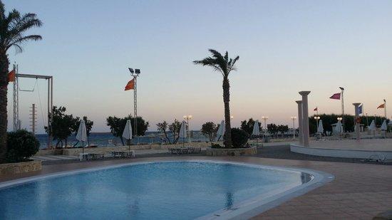 Ostria Resort & Spa : piscine principal