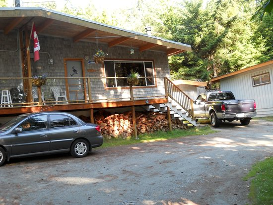 Blue Vista Resort: Arbutus Cottage