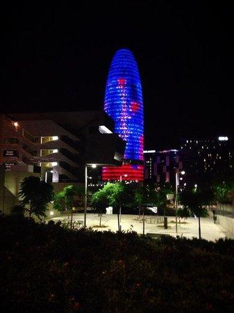 Torre Agbar : 2