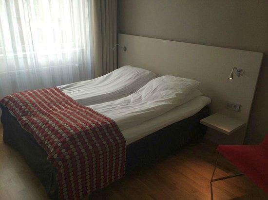 Thon Hotel Munch: Zimmer