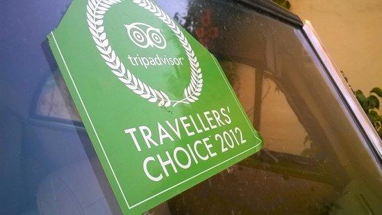 Hotel Anuraag Villa: The Trip Advisor Award