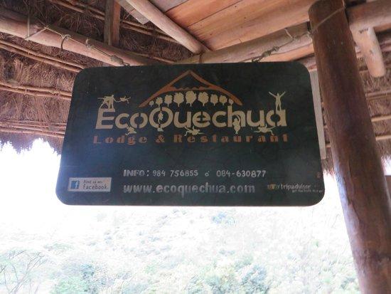 Eco Quechua Lodge: l'Hotel