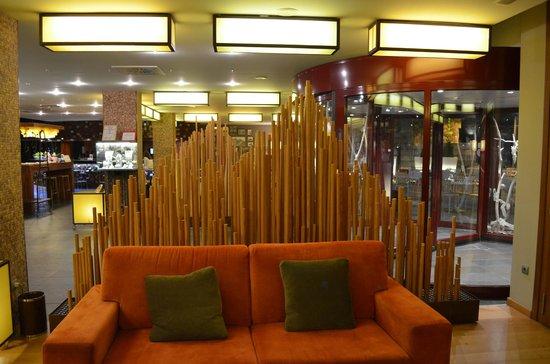 Hotel Aneto: Decorations