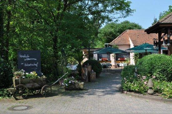 Gasthaus -Restaurant Hubertushof