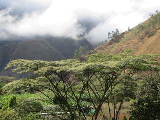 Eco Quechua Lodge: une vue