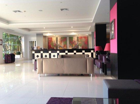 Vila Gale Atlantico: reception