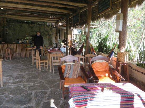 Eco Quechua Lodge: on a faim
