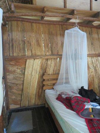 Eco Quechua Lodge: avec sa moustiquaire