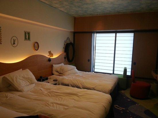 Hilton Tokyo Bay: Comfy Beds