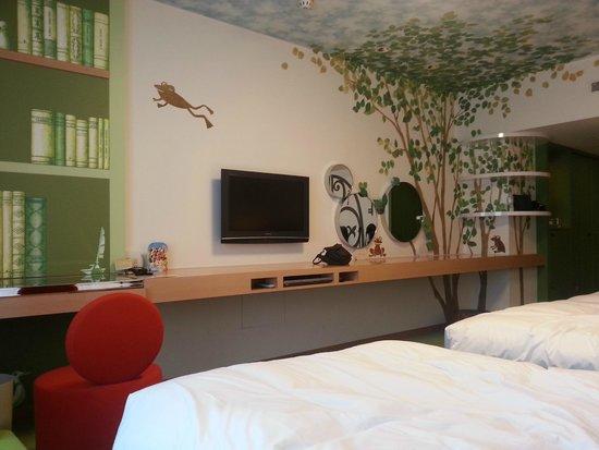 Hilton Tokyo Bay: Magic Happy Room
