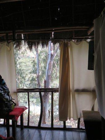 Eco Quechua Lodge: une chambre