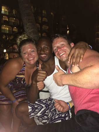 Occidental Costa Cancun: Best people from Europe