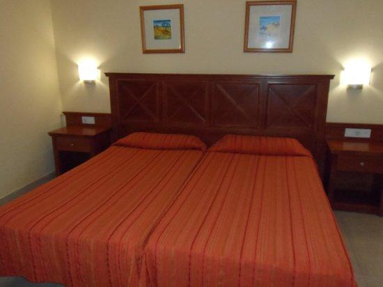 Broncemar Beach: Broncemar Hotel June 2014