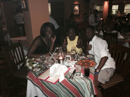 Occidental Costa Cancun: Eating