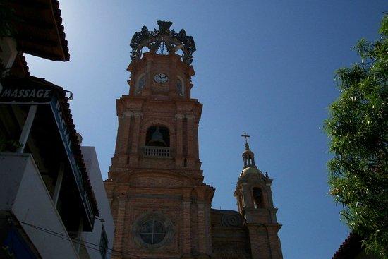 La Iglesia de Nuestra Senora de Guadalupe: Our Lady of Guadalupe Chuch