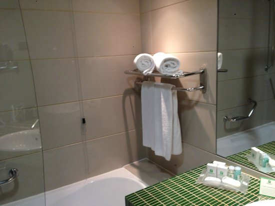 Holiday Inn Belgrade: Towels