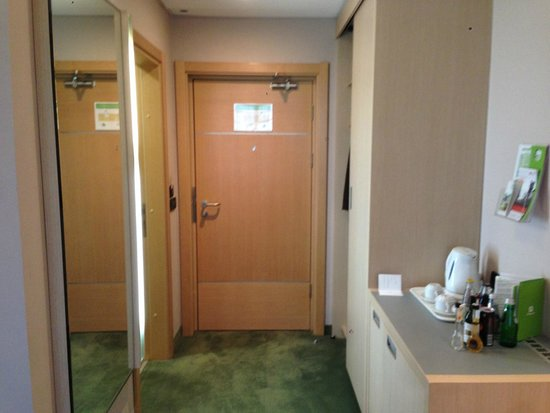 Holiday Inn Belgrade: Door