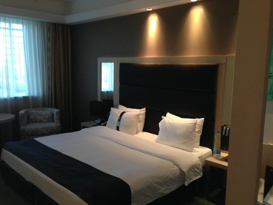Holiday Inn Belgrade: Bed