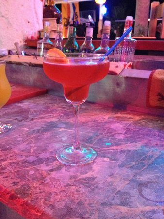 Lighthouse: Lounge & Bar: Strawberry Margarita