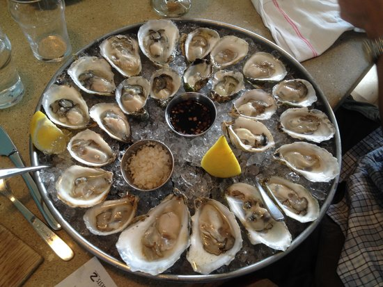 Eventide Oyster Company: Delicious Oysters
