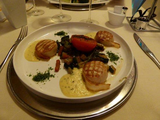 't Klaverblad: kalkoentournedos, dit was het menu